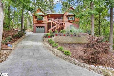 Single Family Home For Sale: 821 S Hogan