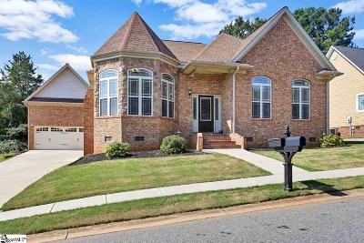 Boiling Springs Single Family Home Contingency Contract: 122 Paisley Promenade