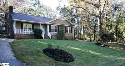 Single Family Home For Sale: 232 Enoree