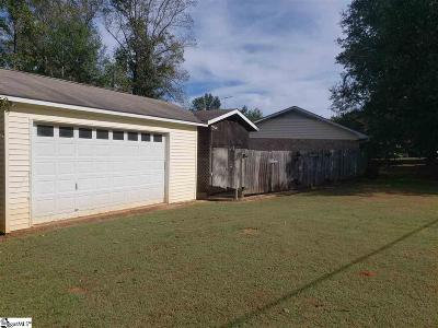 Easley Single Family Home For Sale: 101 Georgetown