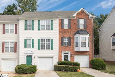 Mauldin Condo/Townhouse Contingency Contract: 402 Canewood