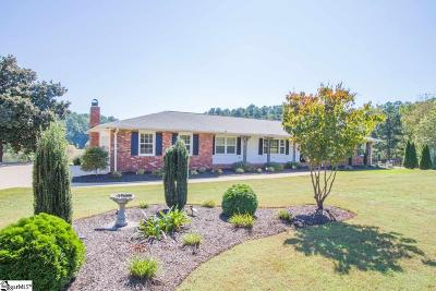 Anderson Single Family Home For Sale: 308 Arcadia
