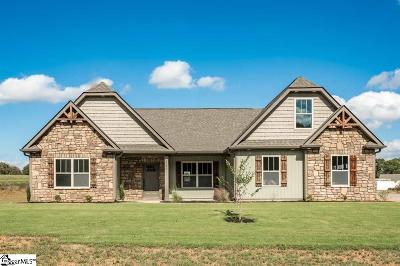 Inman Single Family Home For Sale: 2730 Highway 357
