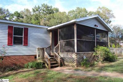 Fountain Inn Mobile Home For Sale: 352 Chosen
