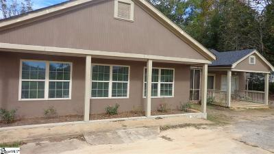 Marietta Single Family Home Contingency Contract: 3420 Geer
