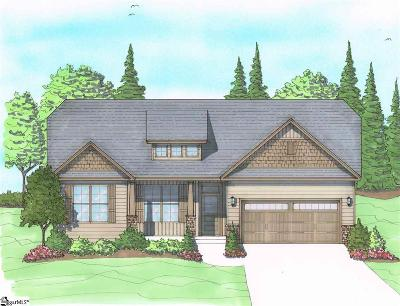 Coventry Single Family Home For Sale: 301 Longfellow #Lot 19