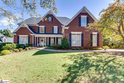 Greer Single Family Home Contingency Contract: 15 Baronne