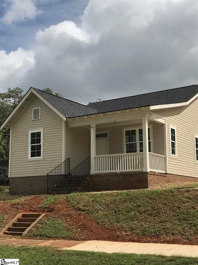 Spartanburg Single Family Home For Sale: 364 Carney