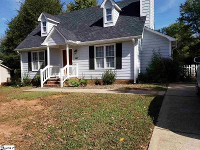 Simpsonville Rental For Rent: 207 Polo