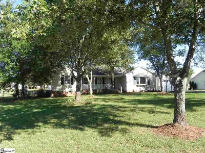 Boiling Springs Single Family Home For Sale: 237 McMillin