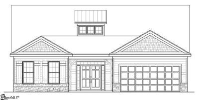 Meadow Ridge Single Family Home Contingency Contract: 105 Bluebell