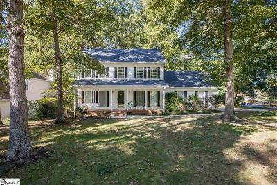 Mauldin Single Family Home Contingency Contract: 103 Keenan Orchard