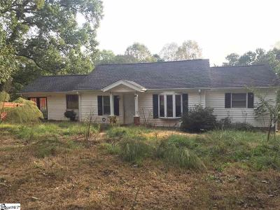 Easley Single Family Home For Sale: 1129 Old Liberty