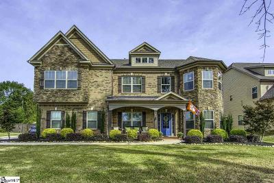 Simpsonville Single Family Home Contingency Contract: 101 Tea Olive