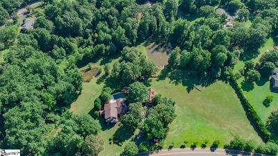 Boiling Springs Single Family Home For Sale: 963 Hanging Rock