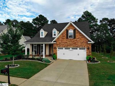 Boiling Springs Single Family Home For Sale: 556 Shoreline