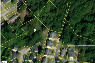 Greer Residential Lots & Land For Sale: 10 Squirrel Hollow