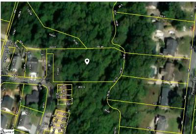 Greer Residential Lots & Land For Sale: 634 Forest Creek