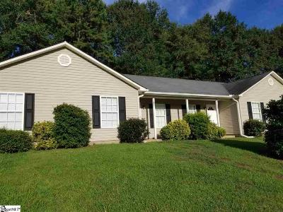 Boiling Springs Multi Family Home Contingency Contract: 331 Zach