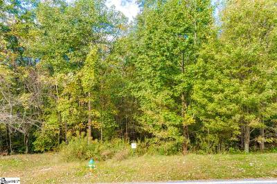 Travelers Rest Residential Lots & Land For Sale: 1001 Mountain Summit