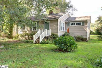 Greenville County Single Family Home For Sale: 300 Dukeland