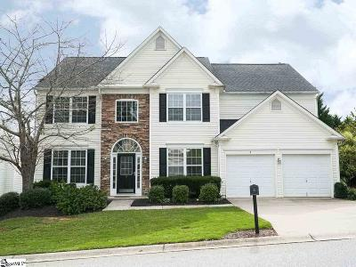 Greenville County Single Family Home Contingency Contract: 8 Breckenridge