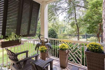 Greenville Condo/Townhouse For Sale: 168 Ridgeland #Bldg 3 U