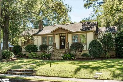 Augusta Road Single Family Home Contingency Contract: 304 Stewart