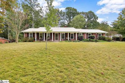 Mauldin Single Family Home For Sale: 200 Springvale