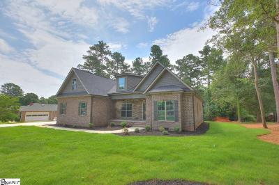 Anderson Single Family Home For Sale: 209 Laurel Ridge