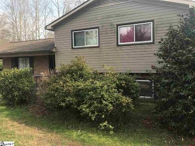 Easley Single Family Home Contingency Contract: 207 Mount Forest