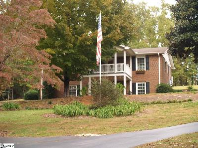 Travelers Rest Single Family Home For Sale: 1606 New McElhaney