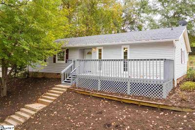 Taylors Single Family Home Contingency Contract: 1010 Pine Oak