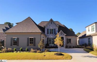 Simpsonville Single Family Home For Sale: 302 Tanoak