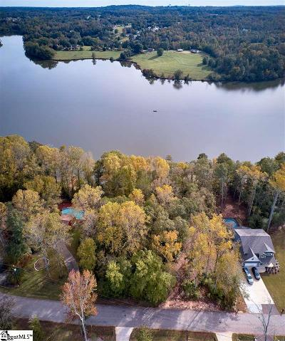 Greer Residential Lots & Land For Sale: 1835 Lake Cunningham