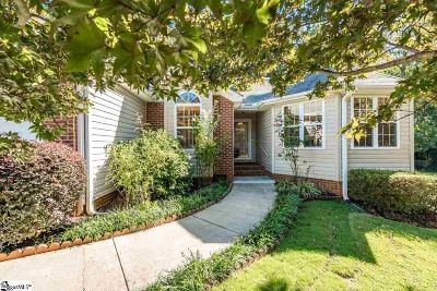 Greenville County Single Family Home For Sale: 129 Todds