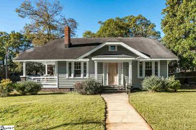 Augusta Road Single Family Home Contingency Contract: 26 Highland