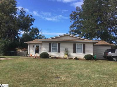 Simpsonville Single Family Home Contingency Contract: 506 Agewood