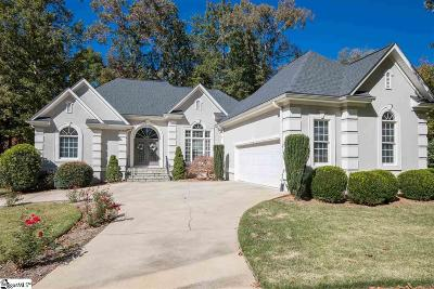 Taylors Single Family Home For Sale: 301 Beckworth
