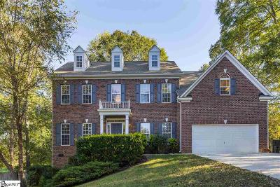 Easley Single Family Home For Sale: 128 Century Oaks