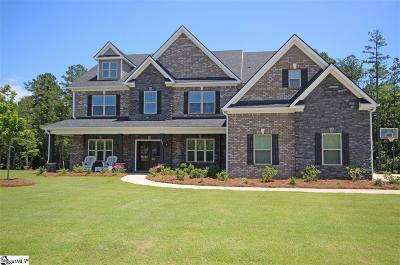 Greer Single Family Home Contingency Contract: 209 Coleridge