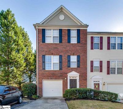 Mauldin Condo/Townhouse Contingency Contract: 510 Canewood