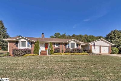 Anderson Single Family Home For Sale: 1011 Ladys