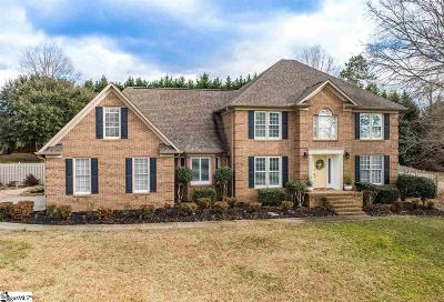 Spartanburg Single Family Home For Sale: 337 Meathward
