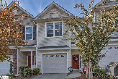 Simpsonville Condo/Townhouse Contingency Contract: 189 Shady Grove