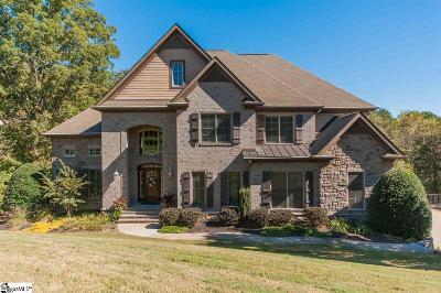Greer Single Family Home For Sale: 108 Kingsway