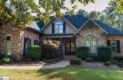 Spartanburg Single Family Home For Sale: 710 Pecan Tree
