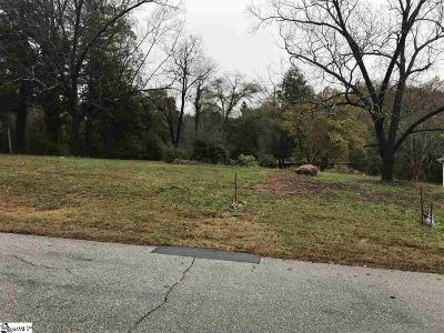 Greenville Residential Lots & Land For Sale: 212 Timber