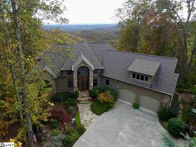 The Cliffs At Glassy, The Cliffs At Keowee, The Cliffs At Keowee Falls, The Cliffs At Keowee Falls North, The Cliffs At Keowee Falls South, The Cliffs At Keowee Springs, The Cliffs At Keowee Vineyards, The Cliffs At Mountain Park, Cliffs Valley Single Family Home For Sale: 114 High Rock Ridge