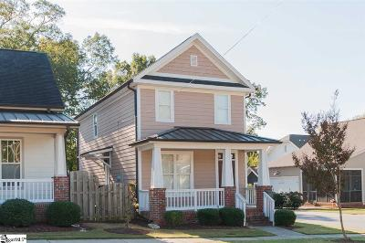 Greenville Single Family Home For Sale: 306 Mulberry